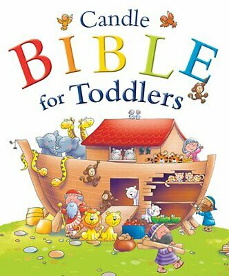 Candle Bible for Toddlers by David, Juliet Book The Cheap Fast Free Post