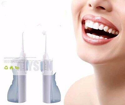 electric soft power Sonicare cordless Water pick tooth teeth flosser floss 2 tip
