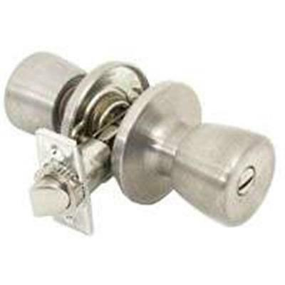 Mintcraft TS610 Tulip Privacy Knob Stainless Steel