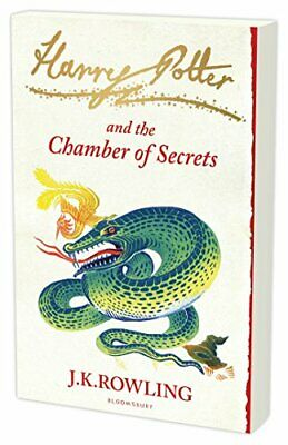 Harry Potter and the Chamber of Secrets (Harry Po... by Rowling, J. K. Paperback