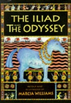 The Iliad and the Odyssey by Homer Paperback Book The Cheap Fast Free Post