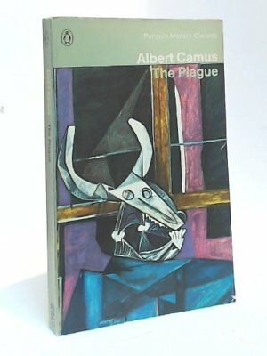 The Plague by Camus, Albert Paperback Book The Cheap Fast Free Post