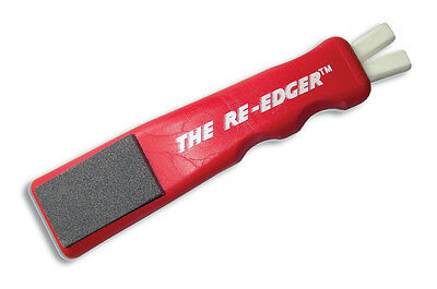 A&R The Re Edger Handheld Hockey Skate Blade Sharpening Tool Deburring Stone