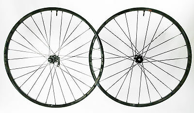 SHIMANO WH-MT66 29er/700c MTB Bike Disc Wheelset UST Tubeless 15mm Thru/QR NEW