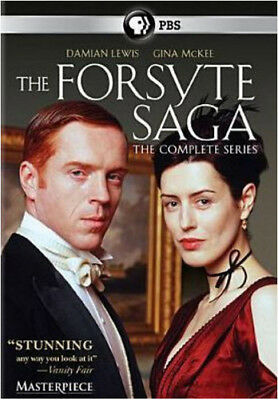 The Forsyte Saga: The Complete Series [New DVD]