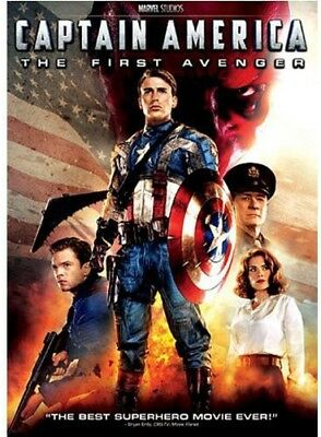 Captain America: The First Avenger [New DVD]