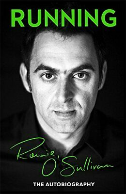 Running: The Autobiography by O'Sullivan, Ronnie Book The Cheap Fast Free Post
