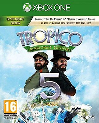 Tropico 5 Penultimate Edition (Xbox One) [New Game]