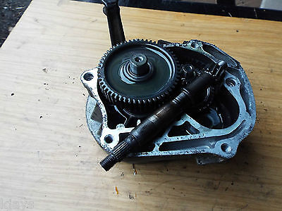 Sym Jet Euro 50 2T 2003 rear gearbox gear box transmission diff drive shaft