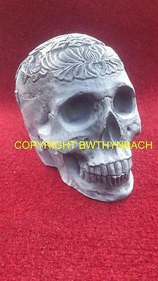 New Design Latex Mould Moulds Mold Detailed Rare Large Human Egyptian Skull