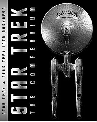 Star Trek: The Compendium (XI and Into Darkness) [New Blu-ray] Boxed Set, Dolb