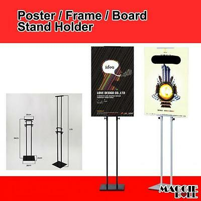 Display Frame Banner board holder double sided high adjustable Corflute Stand