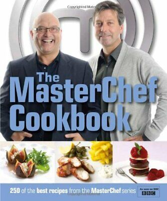 The Masterchef Cookbook by DK Hardback Book The Cheap Fast Free Post