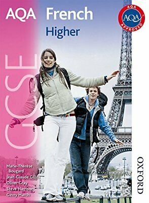 AQA GCSE French Higher Student Book by March, Ginny Paperback Book The Cheap