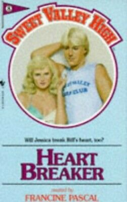 Heartbreaker (Sweet Valley High) by William, Kate Paperback Book The Cheap Fast
