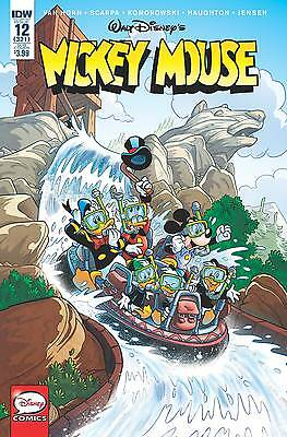 MICKEY MOUSE #12 SUBSCRIPTION VARIANT (IDW 2016 1st Print) COMIC
