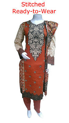 LW32S Ready Made Stitched Salwar Kameez Dress Pakistani Indian Asian Bollywood