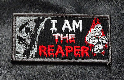 I Am The Reaper Tactical Combat Morale Hook Patch
