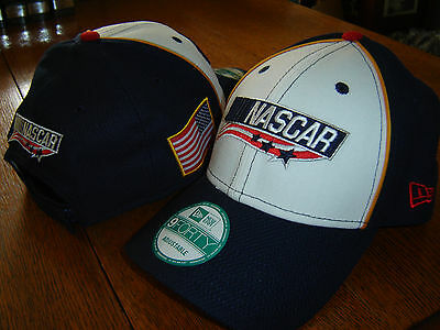 IN STOCK 2016 New Era NASCAR American Salute 9Forty Hat FREE SHIP!