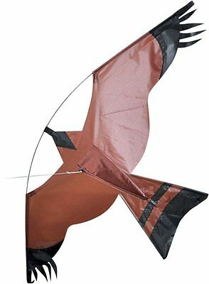 Hawk Bird Of Prey Kite- 102Cm Wingspan - Easy To Fly