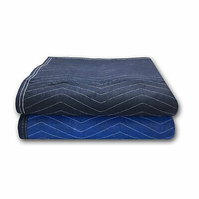 """Pro Mover Moving Blankets (2 Pack) 72"""" x 80"""" Professional"""