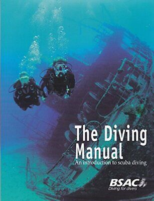 The Diving Manual - an introduction to Scuba Diving by Deric Ellerby Book The