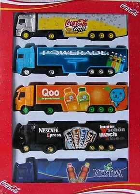 Coca Cola 5er Set (Highlights 2003)   (OVP) NEU
