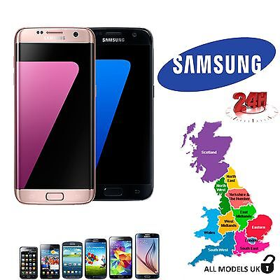 Unlock Code For Samsung Galaxy S3 S4 S5 S6 S7 ***fast***