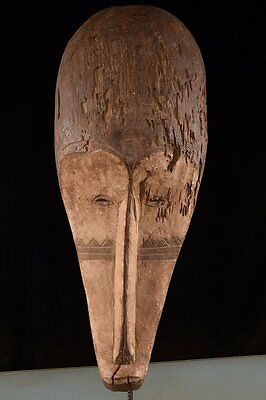 50843 Antique Mask Very Large Art from the Beginning, Gabon, Africa