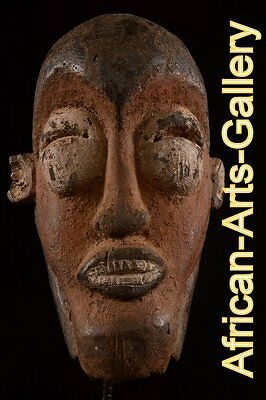 52711 Old Mask of Galoa Gabon Africa