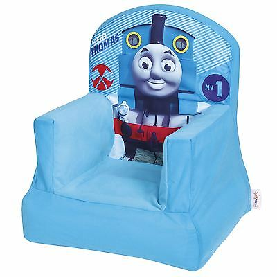 Thomas & Friends Cosy Chair Inflatable Bedroom Furniture Tank Engine