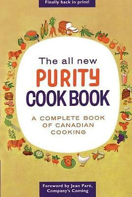 The All New Purity Cookbook by Elizabeth Driver Paperback Book (English)