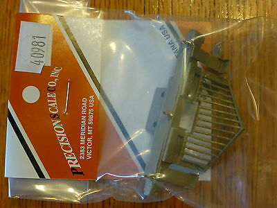 Precision Scale O #40981 Pilot, Boiler Tube w/Steps, PS-4 & Others (Brass