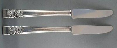 2 Community Coronation Grill Knives TWO