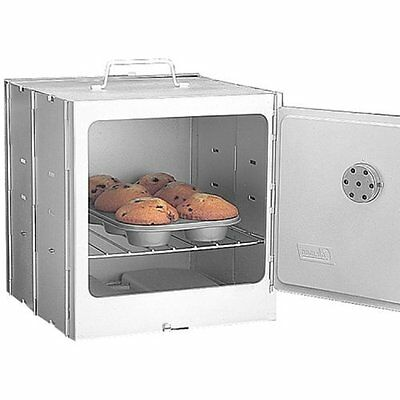 NEW Coleman Camp Oven - Camping Cooking & Baking Supplies - Easy to Use!