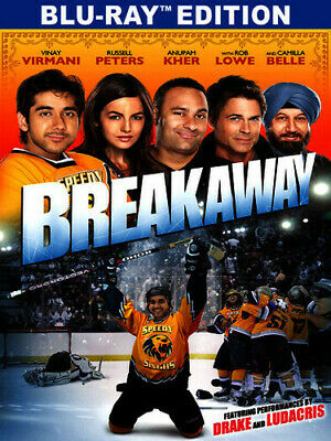 Breakaway [New Blu-ray] Manufactured On Demand, Ac-3/Dolby Digital