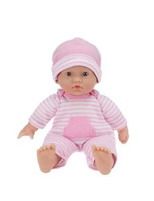 NEW JC Toys - La Baby 11-In. Washable Soft Body Play Doll For Children 18 months