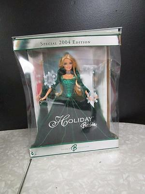 Holiday Special Edition Celebration 2004 Barbie Doll Mint Never Opened