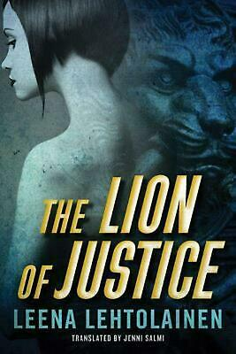 The Lion of Justice by Leena Lehtolainen Paperback Book (English)