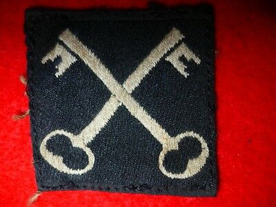 2nd Infantry Division Embroidered Patch