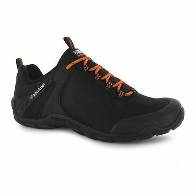 Karrimor Mens Newton Walking Shoes Lace Up Outdoor Activities Lightweight