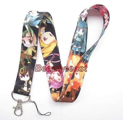 Lot Japanese anime Mobile Cell Phone Lanyard Neck Straps Party Gifts X-61