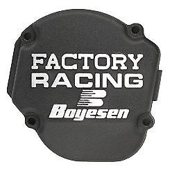 Factory Ignition Cover Boyesen Black SC-42B For KTM 250 SX XC XCW 300 EXC MXC