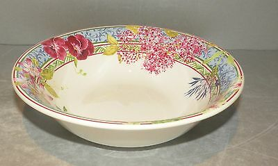 NEW Small Cereal Bowl Millefleurs  Pattern GIEN