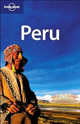 Peru (Lonely Planet Country Guides) by Rafael Wlodarski Paperback Book The Cheap
