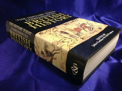 """History Today"" Companion to British History Hardback Book The Cheap Fast Free"
