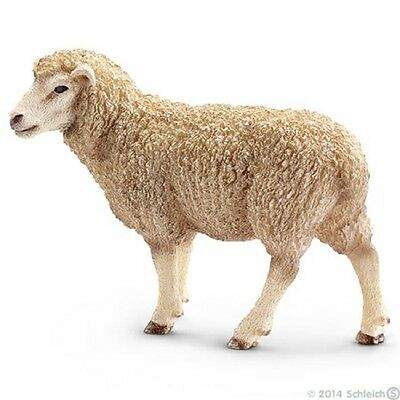 Schleich 13743 Sheep Model Farm Animal - New With Tag