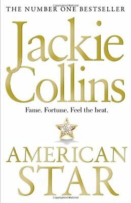 American Star, Collins, Jackie Book The Cheap Fast Free Post