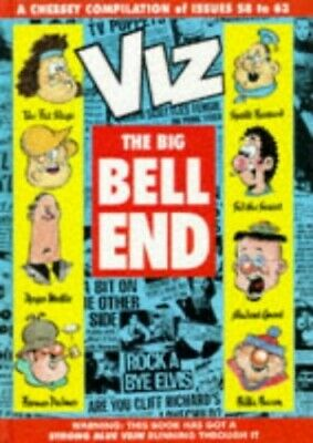 The Big Bell End by Viz Hardback Book The Cheap Fast Free Post