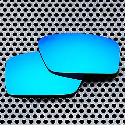New Volt Polarized Blue Replacement Lenses for Oakley Twitch
